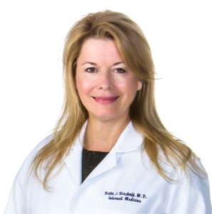 Dr. Bette Bischoff MD, RD - Director of Medicine