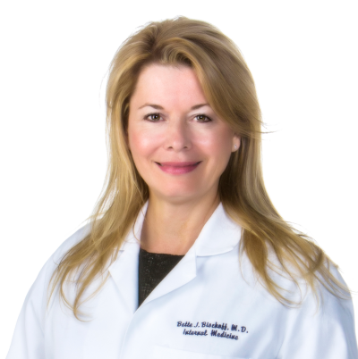 Dr. Bette Bischoff, MD, RD - Director of Medicine